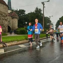 SEB Tallinna Maratoni Sügisjooks 10 km - Mehis Metsma (3591), Rool Sander (3803)