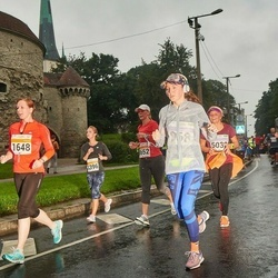 SEB Tallinna Maratoni Sügisjooks 10 km - Evelin Kosubenko (1648)