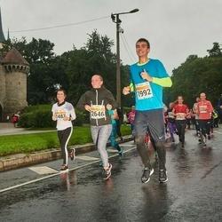 SEB Tallinna Maratoni Sügisjooks 10 km - Armin Evert Lelle (1992), Aidi Hamburg (2646)