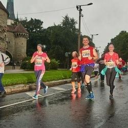 SEB Tallinna Maratoni Sügisjooks 10 km - Alexandre Bernhard (1388), Amandine Bernhard (1395)