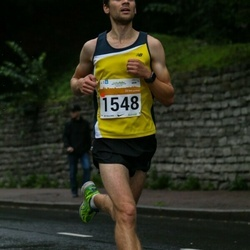 SEB Tallinna Maratoni Sügisjooks 10 km - Martin Simpson (1548)