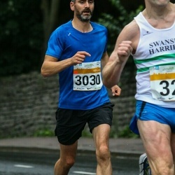 SEB Tallinna Maratoni Sügisjooks 10 km - Espen Egeland Valseth (3030)