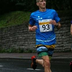 SEB Tallinna Maratoni Sügisjooks 10 km - Kristjan Pärna (93)
