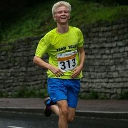SEB Tallinna Maratoni Sügisjooks 10 km - Henrik Kurm (313)