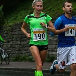 SEB Tallinna Maratoni Sügisjooks 10 km - Helin Meier (190)