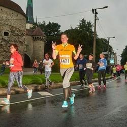 SEB Tallinna Maratoni Sügisjooks 10 km - Tiia Kaupmees (1471)