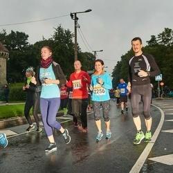 SEB Tallinna Maratoni Sügisjooks 10 km - Anna Semenova (2256), Tatjana Jermakova (8143)