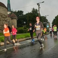 SEB Tallinna Maratoni Sügisjooks 10 km - Kätlin Tammerand (1325)