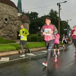 SEB Tallinna Maratoni Sügisjooks 10 km - Eija Puranen (10624)