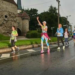 SEB Tallinna Maratoni Sügisjooks 10 km - Alena Hollo (4458), Helen Sutt (8668)