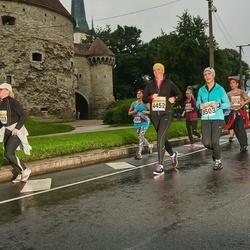 SEB Tallinna Maratoni Sügisjooks 10 km - Katrin Viimsalu (4452), Krista Kool (8503)