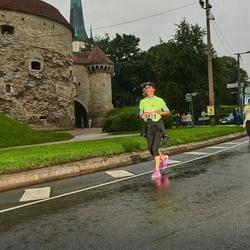 SEB Tallinna Maratoni Sügisjooks 10 km - Annely Kolk (8813)