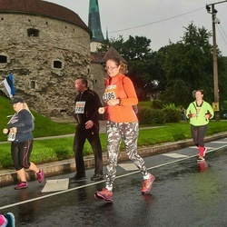 SEB Tallinna Maratoni Sügisjooks 10 km - Kersti Kivisild (2186)