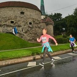 SEB Tallinna Maratoni Sügisjooks 10 km - Sirje Puust-Mumme (9510)