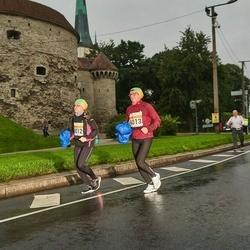 SEB Tallinna Maratoni Sügisjooks 10 km - Sirje Pajuri (8013)