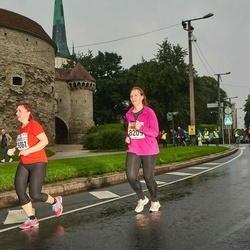 SEB Tallinna Maratoni Sügisjooks 10 km - Anu Isberg (8209)