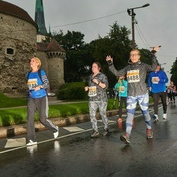 SEB Tallinna Maratoni Sügisjooks 10 km - Miina Karafin (8488)