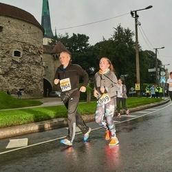 SEB Tallinna Maratoni Sügisjooks 10 km - Kaisa Neimann (2899), Aarne Neimann (2904)