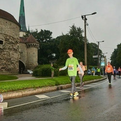 SEB Tallinna Maratoni Sügisjooks 10 km - Aare Mäemurd (306)