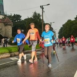 SEB Tallinna Maratoni Sügisjooks 10 km - Liisa Kaha (3287), Kesti Pära (9184)