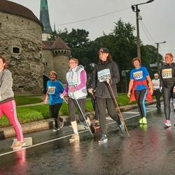 SEB Tallinna Maratoni Sügisjooks 10 km - Maarika Terep (9221), Eva Raud (10799)