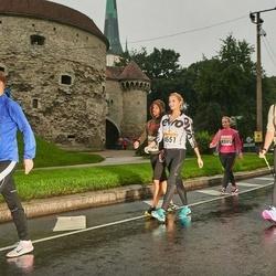 SEB Tallinna Maratoni Sügisjooks 10 km - Anna Teplinskaja (4651), Kadri Oad (8058)