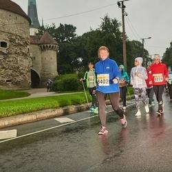 SEB Tallinna Maratoni Sügisjooks 10 km - Ave Kiil (8402)