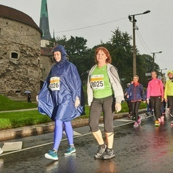 SEB Tallinna Maratoni Sügisjooks 10 km - Marje Baumann (8025)