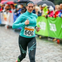 SEB Tallinna Maratoni Sügisjooks 10 km - Karmen Mändla (600)