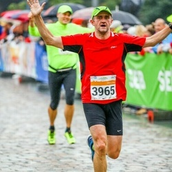SEB Tallinna Maratoni Sügisjooks 10 km - Erki Elbrecht (3965)