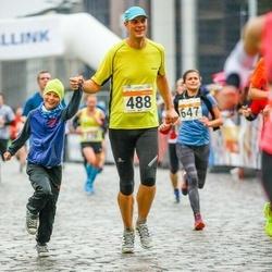 SEB Tallinna Maratoni Sügisjooks 10 km - Kristjan Prants (488)