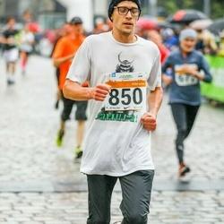 SEB Tallinna Maratoni Sügisjooks 10 km - Ivo Unt (850)