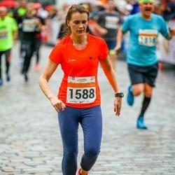 SEB Tallinna Maratoni Sügisjooks 10 km - Agnes Salujärv-Kreem (1588)