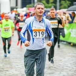SEB Tallinna Maratoni Sügisjooks 10 km - Kristjan Mark (319)