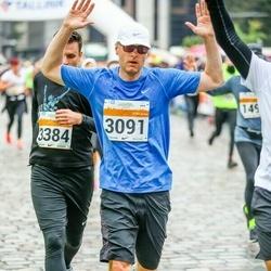 SEB Tallinna Maratoni Sügisjooks 10 km - Jaanus Kivistu (3091)