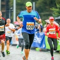 SEB Tallinna Maratoni Sügisjooks 10 km - Margus Saulep (608)