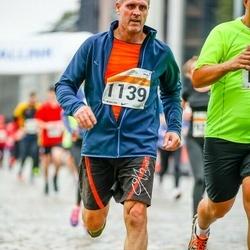 SEB Tallinna Maratoni Sügisjooks 10 km - Tõnu Põldmäe (1139)