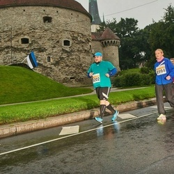 SEB Tallinna Maratoni Sügisjooks 10 km - Agris Skulte (4202), Kristel Petermann (8994)