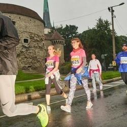 SEB Tallinna Maratoni Sügisjooks 10 km - Eve Promm (8618)