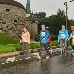 SEB Tallinna Maratoni Sügisjooks 10 km - Sirle Sirel (3301), Annika Murre (3302), Dmitri Lans (11584)