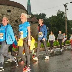 SEB Tallinna Maratoni Sügisjooks 10 km - Annika Murre (3302), Mart Piirmets (9293)