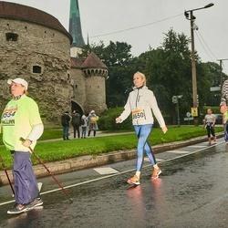 SEB Tallinna Maratoni Sügisjooks 10 km - Svetlana Damaskina (8554), Agnes Saarist (8650)