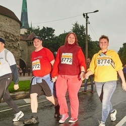 SEB Tallinna Maratoni Sügisjooks 10 km - Piret Klee (8772), Aadu Klee (8773), Elerin Klee (8774)