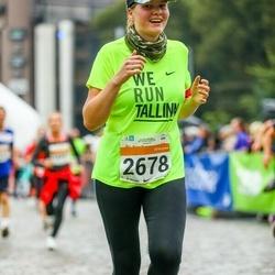 SEB Tallinna Maratoni Sügisjooks 10 km - Karmel Kai Murumaa (2678)