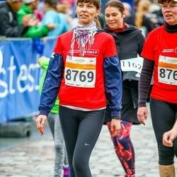 SEB Tallinna Maratoni Sügisjooks 10 km - Berit Tamme (8769)