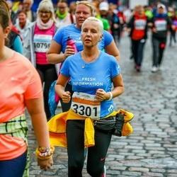 SEB Tallinna Maratoni Sügisjooks 10 km - Sirle Sirel (3301)