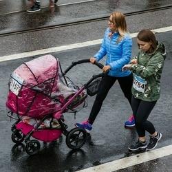 SEB Tallinna Maratoni Sügisjooks 10 km - Nelli Pisarkova (10784), Anna Zaskaleta (11575)