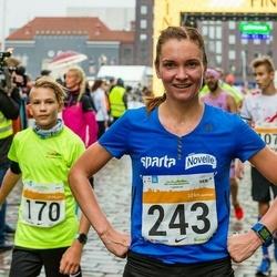 SEB Tallinna Maratoni Sügisjooks 10 km - Brit Rammul (243)