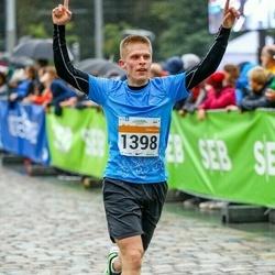 SEB Tallinna Maratoni Sügisjooks 10 km - Arno Kärg (1398)
