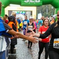 SEB Tallinna Maratoni Sügisjooks 10 km - Hille Ojandu (2685)